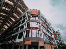 B Lot Hotel, hotel in Kuala Lumpur