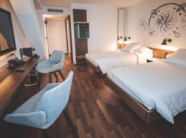 Hotel Bernina Geneva, hotel en Ginebra