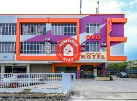 OYO 1043 Get Inn Hotel Sendayan, hotel in Nilai