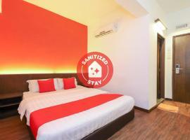 OYO 724 Hotel Madras, hotel near Federal Territory Mosque, Kuala Lumpur