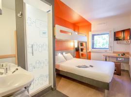 Ibis Budget Marseille Timone, hotel in Marseille