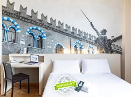 B&B Hotel Verona Sud, hotel Veronában