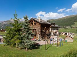 Chalet Mistral, hotel poblíž významného místa Doss, Livigno