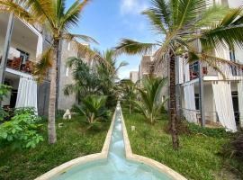 Aqua Resort, hotel in Diani Beach