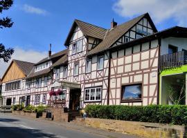 Hotel Fröhlich-Höche, Hotel in Uslar