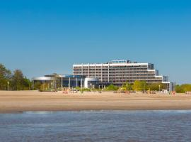 Spa Tervise Paradiis, hotel in Pärnu
