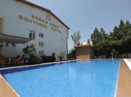 Boğaz köşk boutique hotel, отель в городе Амасья