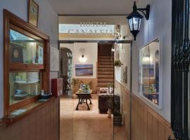Hostal Canalejas, hotel en Cádiz