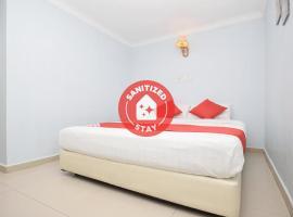 OYO 969 Hotel Pantai View, budget hotel in Labuan