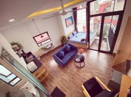 MayHouse - May Sky View 21, căn hộ dịch vụ ở Hà Nội