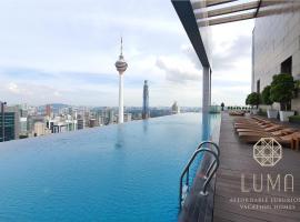The Platinum Suites Kuala Lumpur by LUMA, hotel in Kuala Lumpur