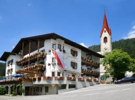 Hotel Kirchenwirt, hotel in Dobbiaco