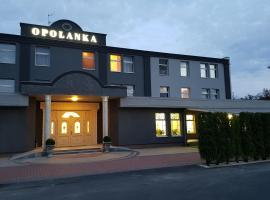 Opolanka Restauracja & Hotel, hotel a Opole