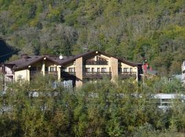 Альпийская сказка Плюс, hotel near All-Season Mountain Resort Rosa Khutor, Estosadok