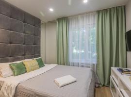 Kvart-Apart Pushkin Studio, self catering accommodation in Pushkino
