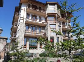 Hotel Prima, hotel in Bakuriani