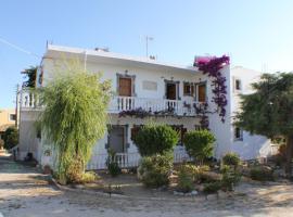 Nikolas House, hotel in Arillas