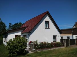 Ostsee Traum, casa o chalet en Pruchten