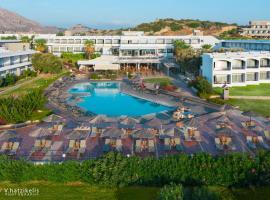 Hotel Lutania Beach, hotel in Kolymbia