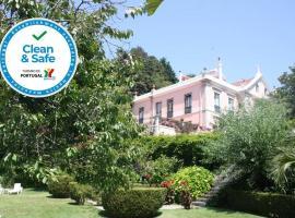 Hotel Sintra Jardim, hotel in Sintra