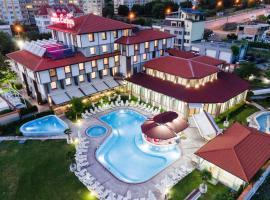 Spa Hotel Ezeretz Blagoevgrad, хотел в Благоевград