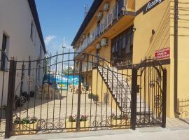 Legenda Guest House, pet-friendly hotel in Vityazevo