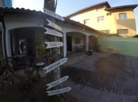 Suites Mar&Serra Xavantes, hotel in Ubatuba