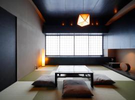 32paradox, hotel near Chishima Park, Osaka