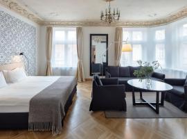 Neiburgs Hotel, hotel in Riga