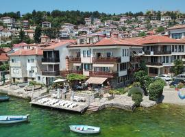 House Lucija, hotel in Ohrid