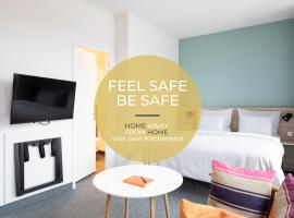 sylc. Apartmenthotel – Serviced Apartments, Budget-Hotel in Hamburg