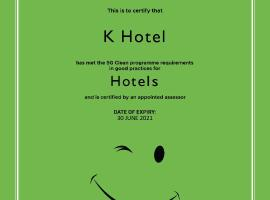 K Hotel (SG Clean), hotel near Joo Chiat Complex, Singapore