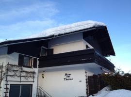 Haus zur Therme, Hotel in der Nähe von: GrimmingTherme, Bad Mitterndorf
