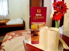 Hotel Gyatso, hotel in Gangtok