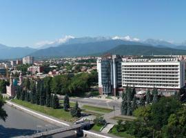 Гостиница Владикавказ Интурист-Осетия, отель во Владикавказе