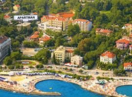 Apartment Staraj with private free parking, pet-friendly hotel in Opatija
