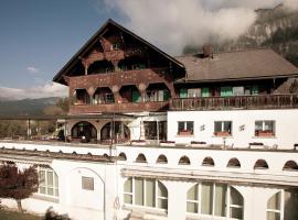 FidazerHof, hotel in Flims