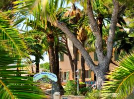 VTF Clairefont, hotel in Bandol