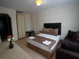 Andros Side Hotel, отель в Сиде