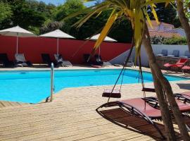 Hôtel La Villa en L'île, hotel in Noirmoutier-en-l'lle