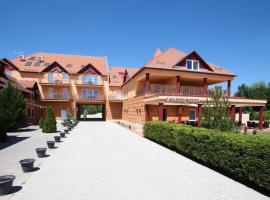 Termál Hotel Vesta, hotel in Tápiószecső