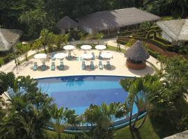 Hotel Villa Mercedes Palenque, hotel en Palenque