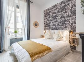 HOME SWEET VAISE, budget hotel in Lyon