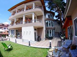 Приятелската къща, частна квартира във Велинград