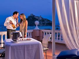 Hotel Mare Blu Terme, hotel a Ischia
