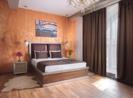 Mia Milano Hotel, отель в Москве, рядом находится Деловой центр «Москва-Сити»