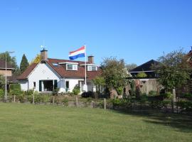 B&B HM5, hotel dicht bij: Golf & Country Club Hooge Graven, Ommen