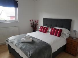 21 Stormy Hill Road, vakantiehuis in Portree