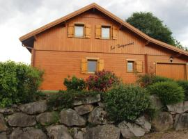 Chalet Le Bayamont 3*, cabin in Gérardmer