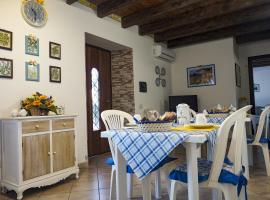 La Vecchia Montagna B&B, holiday rental in Nebida